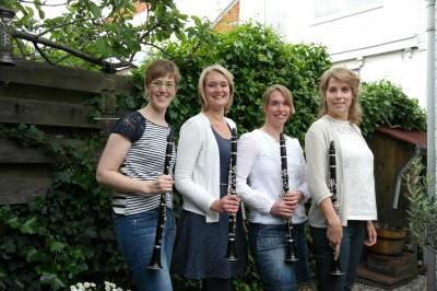 Klarinet Kwartet